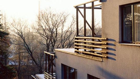 Asuntomme probleemina - Alvar Aallon asuntoarkkitehtuuria. Alvar Aallon tuotantoa asuntosuunnittelun näkökulmasta. Linkki Asuntomme probleemina -näyttelysivulle.