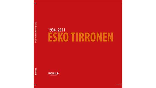 Esko Tirrosen julkaisun kansikuva