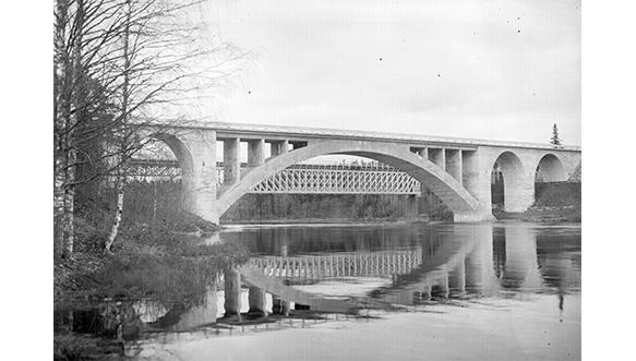 Korian sillat 1930-luvulla
